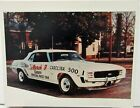 1969 Chevrolet Camaro Carolina 500 Pace Car Press Photo Reprint