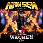 Kai Hansen And Friends - Thank You Wacken (NEW CD+DVD)