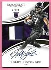 2016 Panini TCU Horned Frogs Collegiate Trading Cards 3