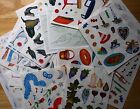 Creative Memories Large Block STICKERS You Choose