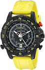 NAUTICA MEN'S QUARTZ TIDE,AND COMPASS STAINLESS  SPORT WATCH, NAD21000G NEW.