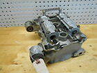 H77 Honda Silver Wing FSC 600 2005 Engine Cylinder Head Assembly w Valves