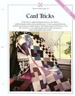 Card Tricks Quilt  Table Runner Best Loved Quilt sewing pattern  templates