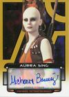 2012 Topps Star Wars Galactic Files Autographs Guide 21