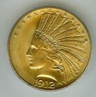 1912 INDIAN HEAD $10 GOLD EAGLE  ICG MS64