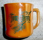 TOM AND JERRY FIRE KING PEACH LUSTRE CUP
