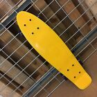 New Stereo Vinyl Cruiser Yellow Raw Purple Complete Skateboard 225in x 6in