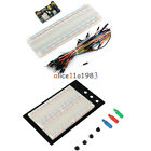 400 830 MB102 Point Breadboard 1660 Power Supply module W Jump Wire For Arduino