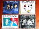 LOT of (15) CD's by THE RAT PACK / MARTIN, SINATRA & DAVIS / STILL SEALED