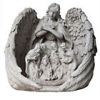 Guardian Angel Christmas Nativity Set Statue 20 Inches High FS7262