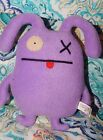 Uglydoll OX Lands End Purple Plush 7 Stuffed Animal Doll Toy Replacement 2003