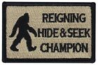 Reigning Hide and Seek Champion Bigfoot Hook Patch mtu