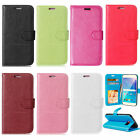 Fashion Flip PU Leather Case Cover With Photo Frame Card Holder Lot Phones
