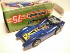 Special Limited Edition Matchbox Blue Shark 69 tampo Color Comp