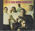 First Pressing FANIA Mega RARE CD TNT BAND Mission Accomplished SIGUE TU CAMINO