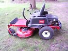 TORO TIMECUTTERZ4220 ZERO TURN RIDER 42 CUTTING DECK 19HP