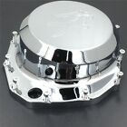 Chrome Right Engine Clutch Cover for Suzuki Hayabusa Gsxr1300 1999-2013 B-King