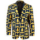 Too Cool Michigan Wolverines Fan Jacket Siut Size M 44 jersey hat S31
