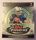 2012 TOPPS FINEST FOOTBALL UNOPENED HOBBY BOX FROM FRESH CASE