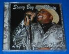 Lay My Hammer Down, Sonny Boy And Money CD, New & Factory Sealed