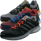 Adidas Questar Boost mens running shoes grey red black jogging fitness NEW
