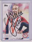 2012 Topps U.S. Olympic Team and Olympic Hopefuls Trading Cards 14