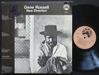 GENE RUSSELL New Direction LP BLACK JAZZ RECORDS BJ 1 US 1971 Henry Franklin NM