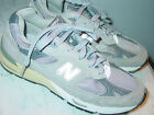 Womens New Balance 991 W991GR Grey Running Shoes Size 9 Sold As Is
