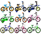 KIDS CHILDRENS JUNIOR BIKE CYCLE TIGER COSMIC BOYS GIRLS 12 14 16 18 20 IN