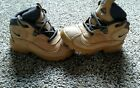 Toddler Boys Tan NIKE ACG Suede Leather Boots Size 6C