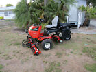 2007 Jacobsen Greensking GK IV Plus Reel Mower Greens Tee Mower Plastic Baskets