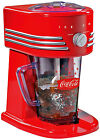 COCACOLA FROZEN SLUSHY SMOOTHIE DRINK MAKER~SHAVED ICE SHAVER MACHINE FBS400COKE