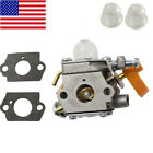Carburetor for 25cc 26cc Homelite Ryobi Craftsman string Trimmer Blower Carb US