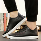 HOT Men's Boat Sneakers Casual Breathable Sports Leather Runing Shoes