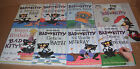 Lot of 8 Bad Kitty Books by Nick Bruel Paperback NEW