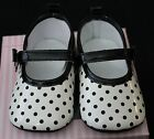 Rising Star infant soft sole girl shoes Size 3 fits 9 to 12 months