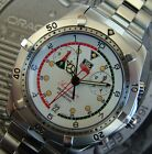 MeNs TAG HeUeR RaRe ClaSSiC 1st GEN ORACLE SEARACER 2000 CHRONO~SS Bracelet~MINT