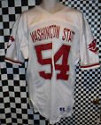 VINTAGE 1990S WASHINGTON STATE COUGARS FOOTBALL JERSEY SIZE 48 MADE IN USA LK