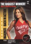 JILLIAN MICHAELS THE BIGGEST WINNER BACK IN ACTION DVD MAXIMIZE FITNESS WORKOUT
