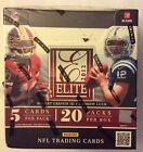 2012 ELITE FOOTBALL UNOPENED HOBBY BOX FROM SEALED CASE