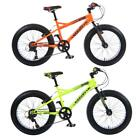 Coyote Ghetto Boys 20 Wheel Fat Tyre 6 Speed MTB Fat Bike Bicycle 2 Colours