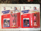 1988 Starting Lineup Maurice Cheeks & Charles Barkley 76ers Basketball New Pack