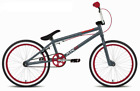 Rooster XR2 Freestyler Kids 20 Wheel BMX Bike Bicycle With Gyro Grey Red RS152