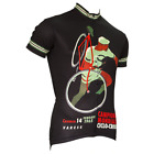 MENS SHORT SLEEVE CYCLING JERSEY 1965 CICLO CROSS by Retro Image Apparel