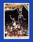 1975-76 Topps Set Break #254 Moses Malone NM-MT OR BETTER M09410