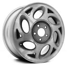 Saturn LW300 2002 Replace 15 Remanufactured 12 Slots Silver Factory Alloy Wheel