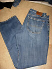 Mens LUCKY BRAND 363 Vintage Straight Jeans 32 x 31