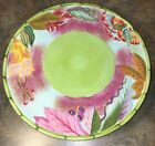Tracy Porter Citrine Collection Cake Pedestal Plate Gorgeous!! 11 3/8