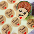 60 120pcs Cute Envelope Seals Paper Stickers Thank YouWedding Favor Gift Label