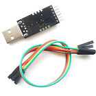 New black USB 2.0 to TTL UART 6PIN CP2102 Module Serial Converter T1 Free Cables